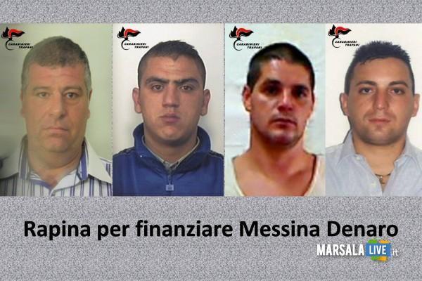 arrestati Giorgio Provenzano, Domenico Amari, Michele Musso e Alessandro Rizzo.