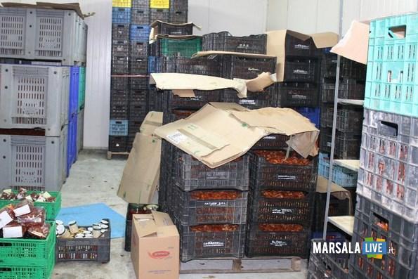 Gdf sequestra 70 tonnellate di cibo nocivo