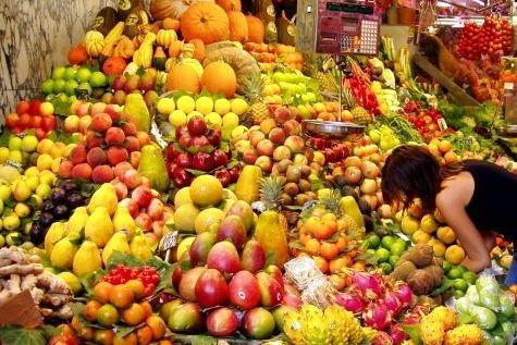 frutta fruttivendolo