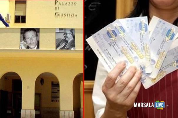 Antonella La Monica tribunale marsala live