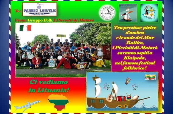I Picciotti di Matarò gruppo folk marsalese