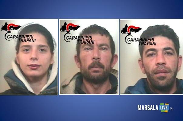 Mohamed Bouglita, Salah Beji , Elisabetta Lo Presti