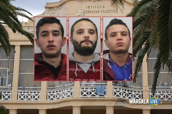 Serraino Vulpitta arresti tre tunisini marsalalive