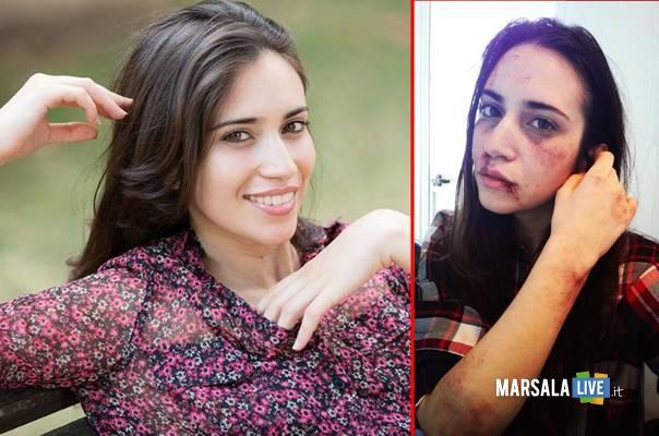 Sofia Pellegrino squadra mobile marsala live