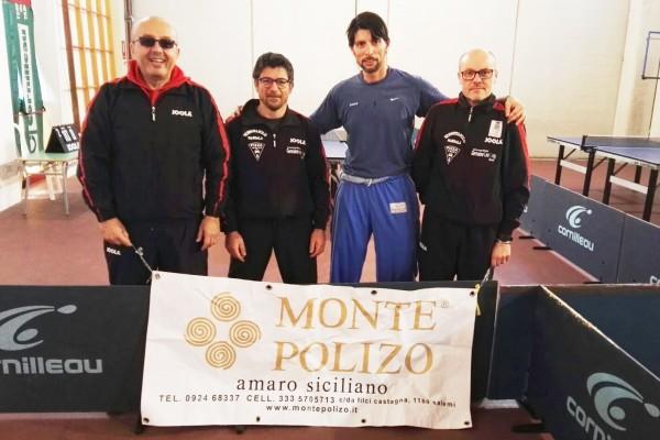Tennistavolo Amaro Monte Polizo Asd Germaine Lecocq
