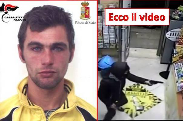 arrestato il 23enne Alessandro Sansone