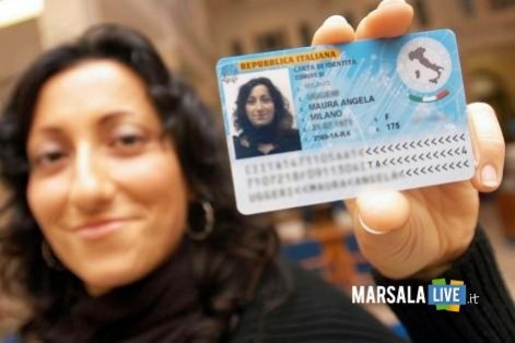 carta identità elettronica marsala live