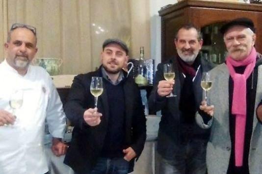 Angelo Benivegna, Peppe Giuffrè, Peppe Buffa, Gianni Zichichi