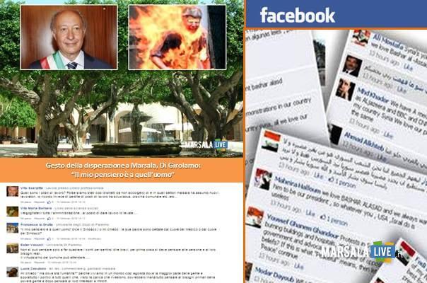 enzo amato commenti su facebook