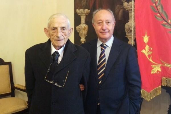 Vincenzo Vinci e Alberto Di Girolamo