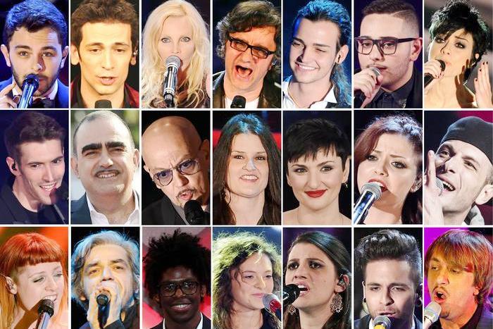 Sanremo 2016 i Big