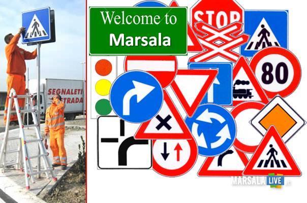 segnaletica stradale marsalalive