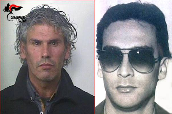 Vito Signorello e Messina Denaro