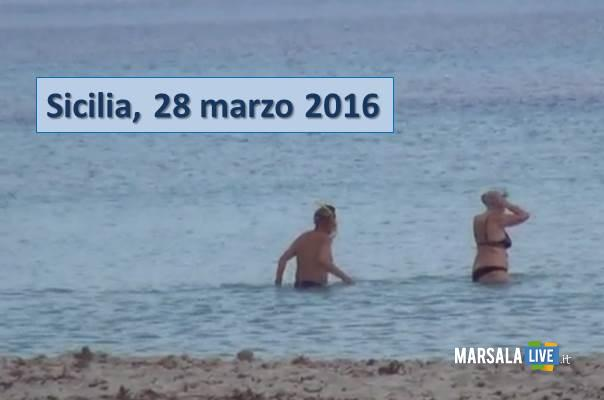 28 marzo mare pasquetta sicilia marsalalive