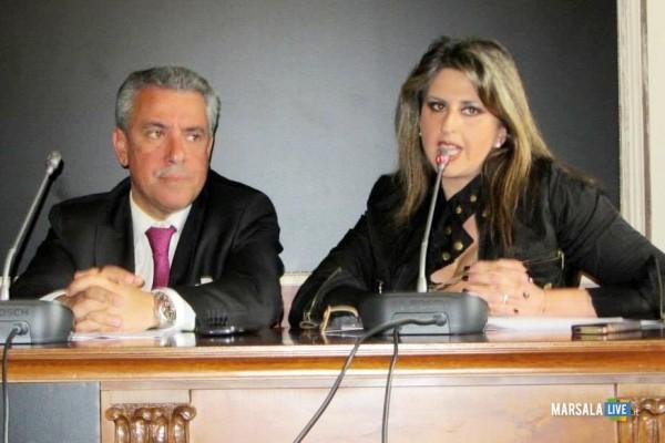 Daniela Virgilio e Nino Oddo marsalalive