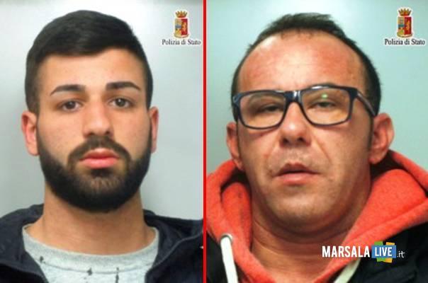 Fabio Comito e Salvatore Ciaramitaro marsalalive