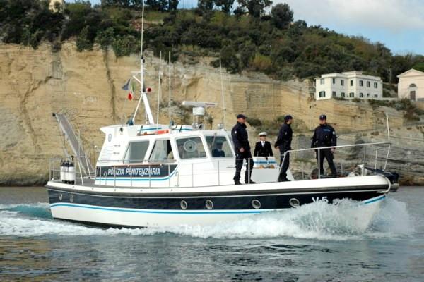 Favignana Base navale Polizia Penitenziaria marsalalive