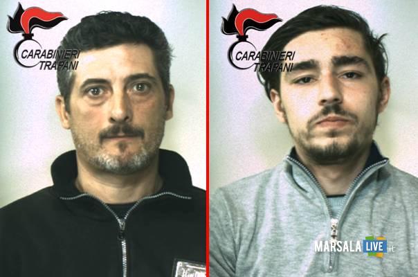 Giovanni Catalanotto e Arthur Alex Adorno marsalalive