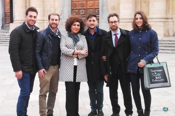 Giuseppe Galfano, Antonio Patti, Michela Giuffrida, Gianni Di Dia, Marco Campagna, Enrica Rizzo