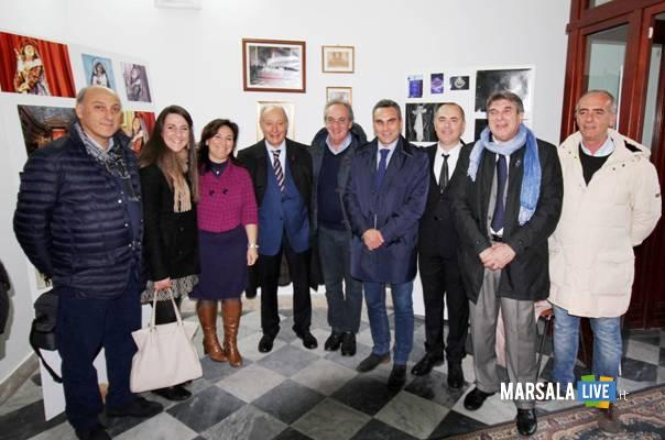 Inaugurazione Mostra Fotografica marsala marsalalive