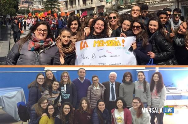 Legalità Pascasino Marsala giornata memoria marsalalive