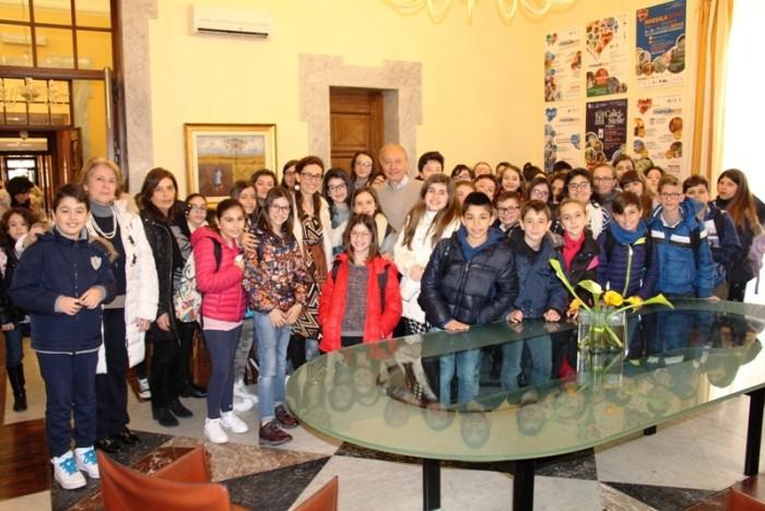 Mazzini scuola marsala live