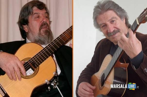 Oscar Ghiglia e Nello Alessi marsalalive