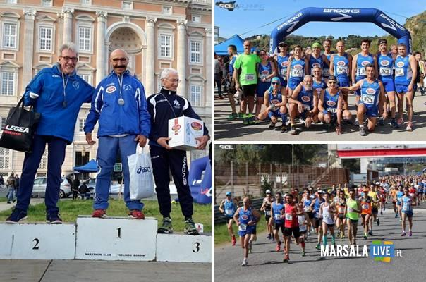Polisportiva Marsala Doc Mezzamaratona Pergusa Michele D'Errico