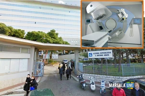 S. Antonio Abate trapani radioterapia Marsala live