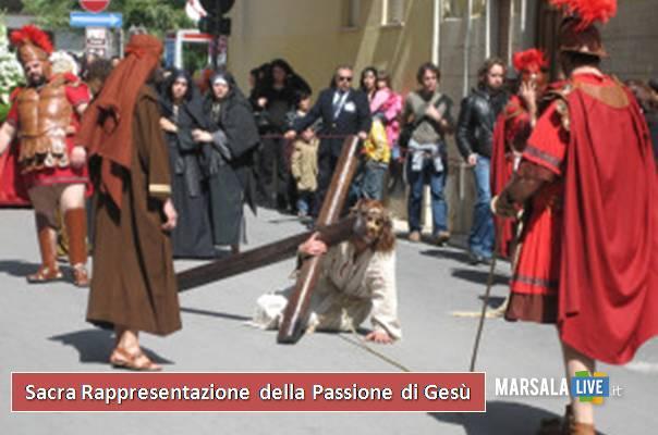 Sacra Rappresentazione della Passione di Gesù marsalalive