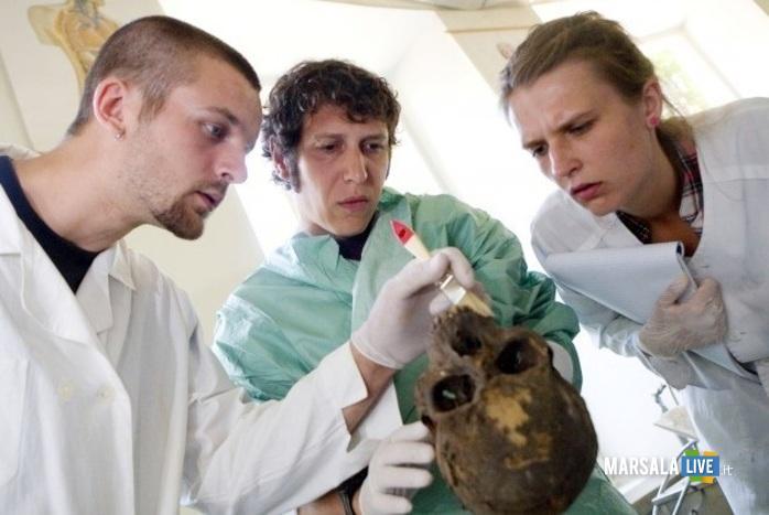 Scuola di mummie Sicilia marsalalive