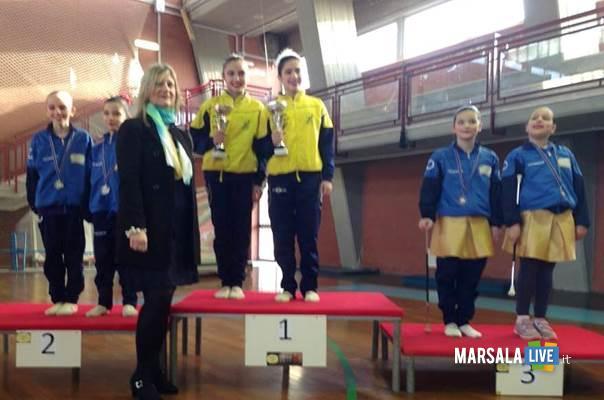 Team Golden Majorettes Marsala marsalalive
