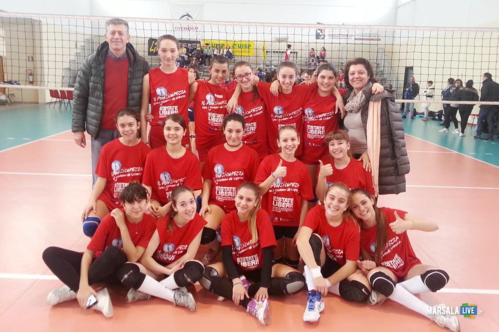 Torneo Libera scuola Mazzini Marsalalive