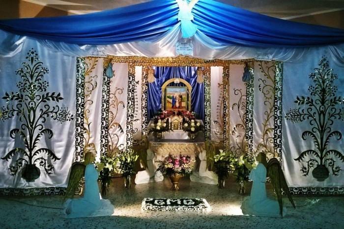 altare Favignana
