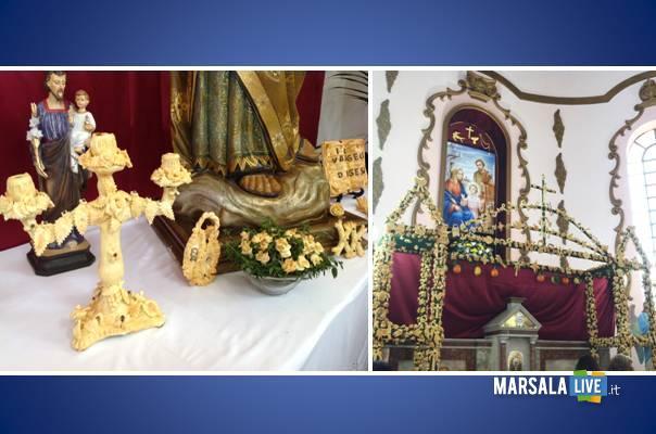 altari san giuseppe marsala marsalalive