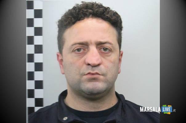 arrestato Di Pietra Fabio Salvatore marsalalive