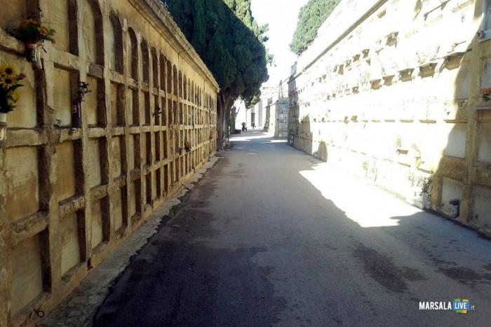 cimitero di Marsala tumuloazione marsalalive