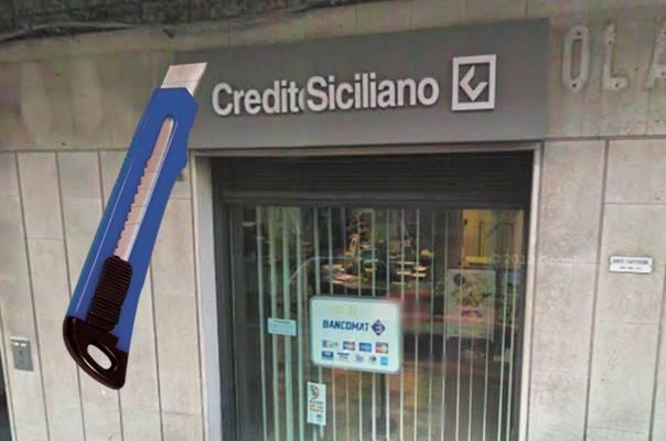 credito siciliano rapina mazara marsalalive