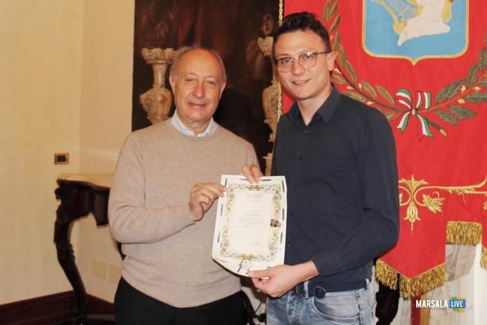 hair stylist Alessio Pellegrino di girolamo marsalalive