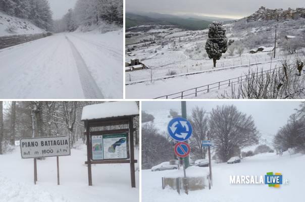 neve a Piano Battaglia 2016 marsalalive