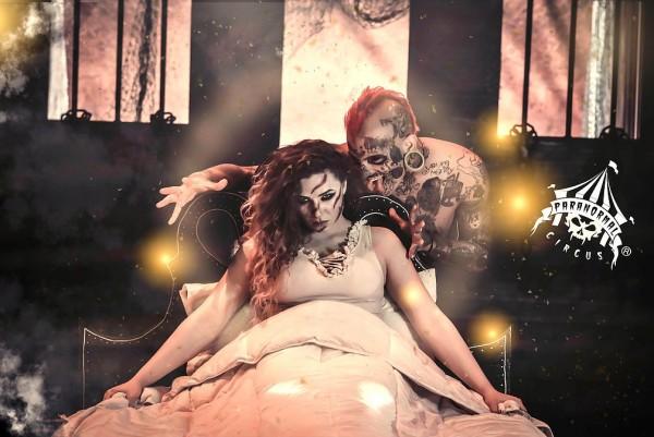 paranormal circus trapani marsala live