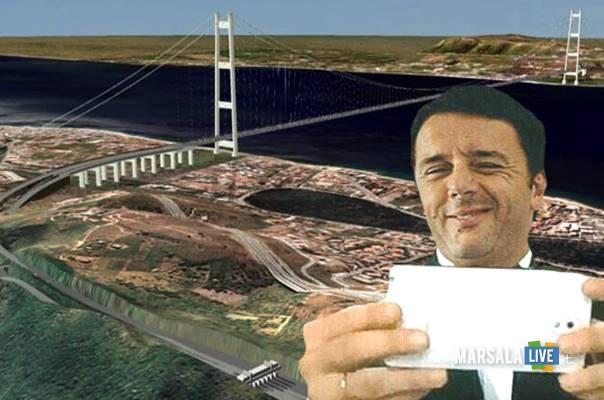ponte stretto messina renzi marsalalive