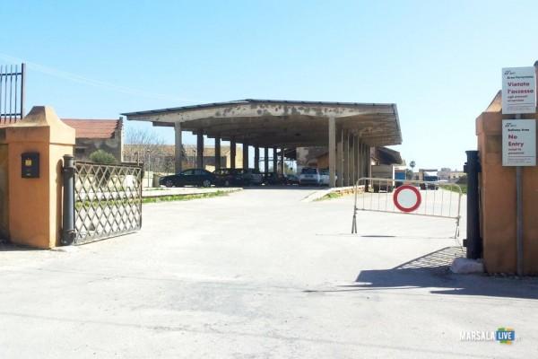scalo merci della Stazione Ferroviaria marsala live