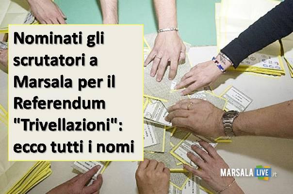 scrutatori marsala referendum tutti i nomi marsalalive