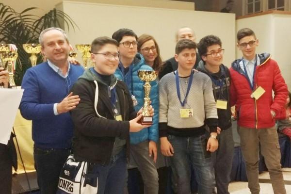 studenti della Mazzini alla fase regionale marsalalive