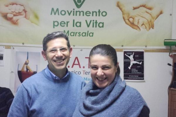 vittore Sladino e Antonella Messina prende il posto di Vittore Saladino