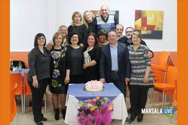 5ª B ITC Commerciale si ritrova dopo 29 anni marsala live ok