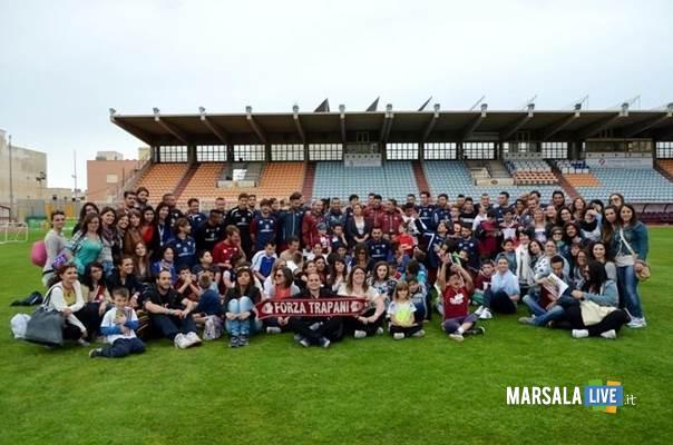 Alleniamoci-alla solidarietà-Caritas-Trapani-Calcio