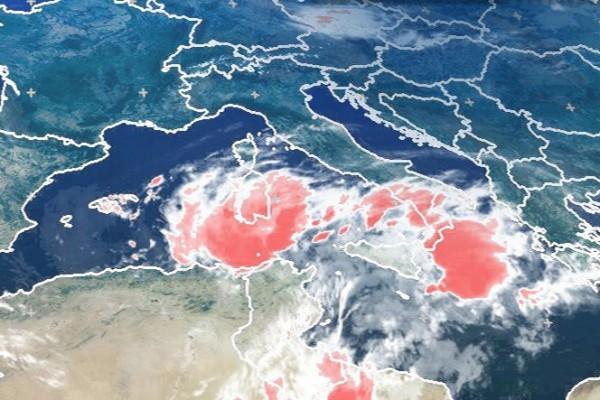 Brusco cambiamento delle condizioni meteo in Sicilia marsalalive