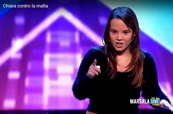 Italia's got Talent chiara impastato marsalalive